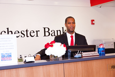 The Westchester Bank Grand Opening, Mt. Kisco